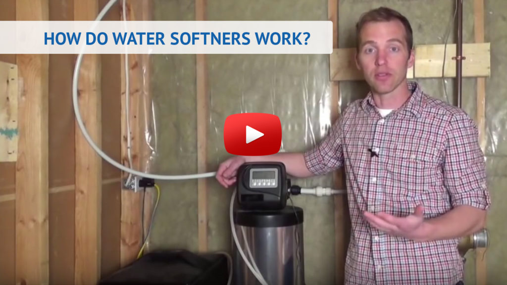 How do water softners work?