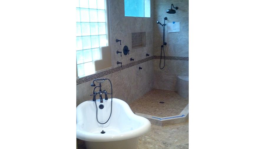 Freestanding Bathtub After